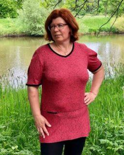 Oblíbené tuniky v různých barvičkách ❤️🌸💙 Velikosti M-6XL Vyrobeno v ČR 👉🏻https://rovimoda.cz/kategorie-produktu/damske-obleceni/damske-tuniky/  #rovimoda #ceskaznacka #ceskavyroba #tunika #vyrobenovcesku #xxxxl #boubelky